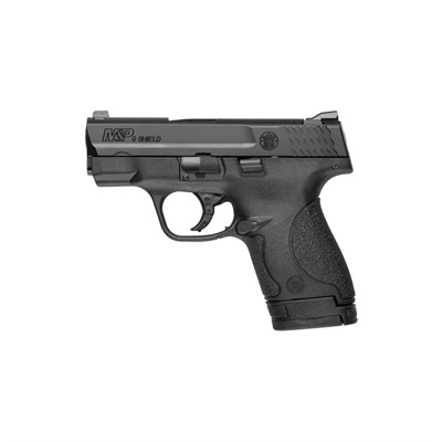 Smith & Wesson M&P9 Shield 3.1in 9mm Black Melonite Fixed White Dot 8+1rd