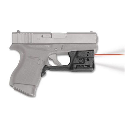 Crimson Trace Corporation Glock~ 42/43 Laserguard Pro Light And Laser