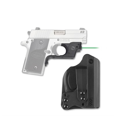 Crimson Trace Corporation Sig P238/P938 Laserguard With Blade Tech Iwb Holster Sig P238/P938 Green Laserguard Iwb Holster USA & Canada