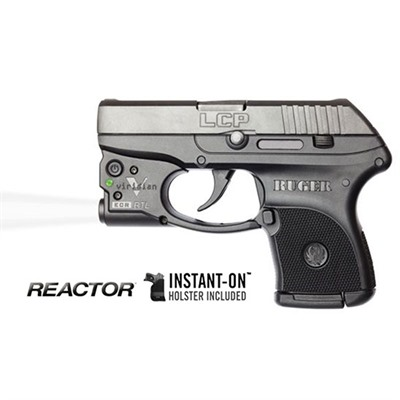 Reactor Tl Tactical Lights - Ruger® Lcp® Reactor Tl Taclight With Pocket Holster