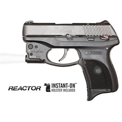 Viridian Reactor Tl Tactical Lights Ruger Lc9 380 Reactor Tl