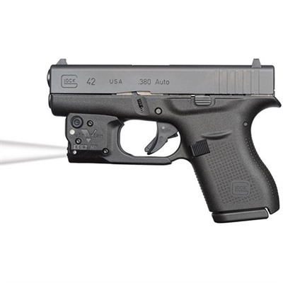 Reactor Tl Tactical Lights - Glock® 42 Reactor Tl Taclight With Hybrid Holster