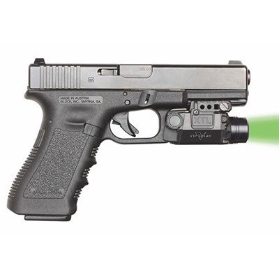Viridian Xtl-G Universal Green Tactical Light