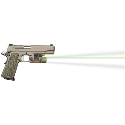 Viridian X5l Universal Green Laser/Tactical Light