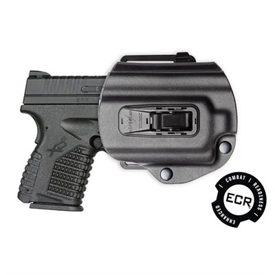 Viridian Tacloc C-Series Holsters - Springfield Xd-S 9/40 C-Series Tacloc Right Hand Holster