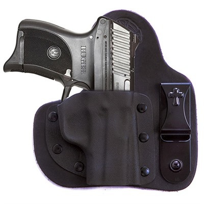 Viridian Reactor Series Crossbreed Appendix Holsters - Ruger Lc9/380 Reactor Crossbreed Appendix Holster