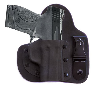 Viridian Reactor Series Crossbreed Appendix Holsters - S&W Shield Reactor Crossbreed Appendix Holster