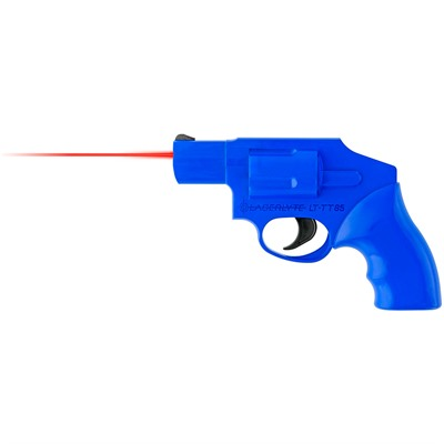 Trigger Tyme Lasers - Trigger Tyme Laser Training Pistol-Revolver Snubby