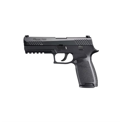 Sig Sauer P320 Full 4.7in 9mm Nitron Polymer Siglite Night Sights 17+1rd