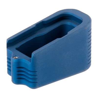 Glock® 43 Magazine Extension - Glock 43 +2 Magazine Extension Blue