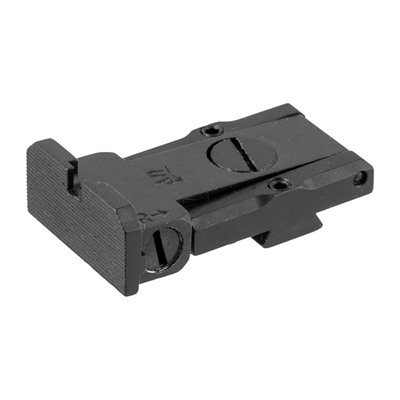 L.P.A. Sights 1911 Fully Adjustable Rear Sight - 1911 Bomar Style Adjustable Rear Sight