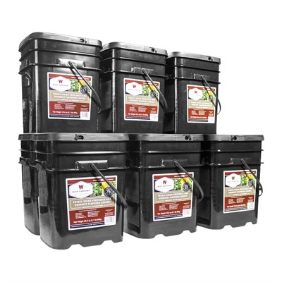 Image of Wise Foods 1080 Serving Freeze Dried Vegtable & Suaces Grab & Go Kit