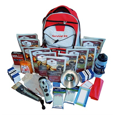 Wise Foods 2 Week Essential Survival Backpack