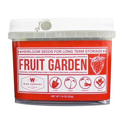 Wise Foods Fruit Heirloom Seeds