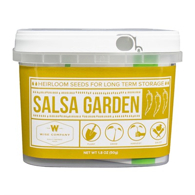 Wise Foods Salsa Heirloom Seeds