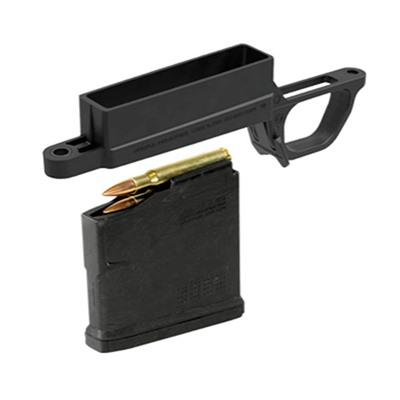Magpul Bolt Action Magazine Well Hunter 700l Standard Black