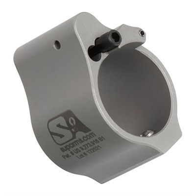 "Ar-15 Adjustable Gas Block .875"" Solid - Ar-15 Adjustable Gas Block .875"" Solid Stainless"