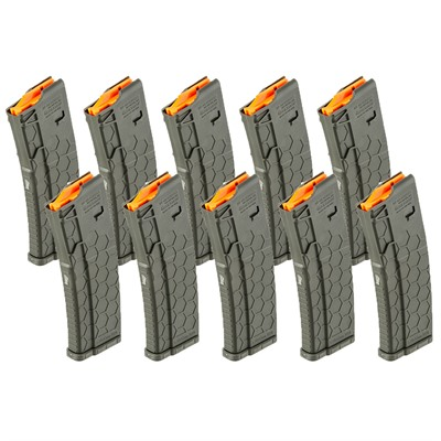 Buy Hexmag Llc. Ar-15 30-Round Magazines O.D. Green