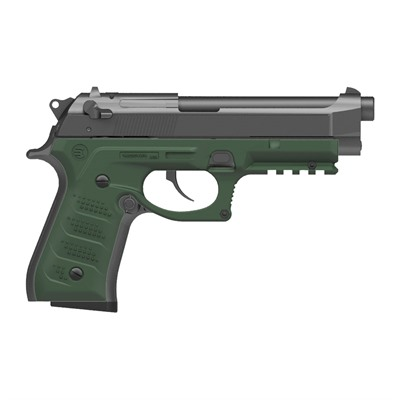 Recover Tactical 100-020-668 Bc2 Beretta Grip & Rail System