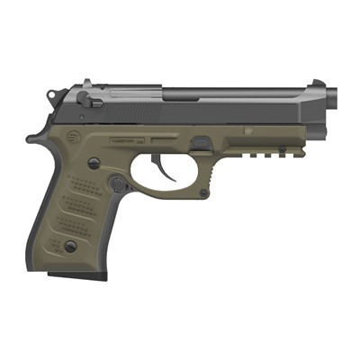 Recover Tactical 100-020-669 Bc2 Beretta Grip & Rail System