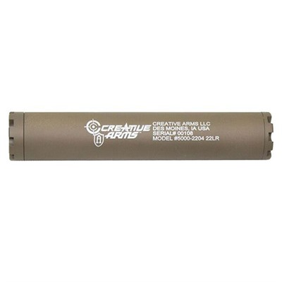 Creative Arms Llc Al Suppressor 22 Long Rifle Direct Thread