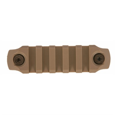 Bravo Company Keymod Picatinny Rail Sections Flat Dark Earth