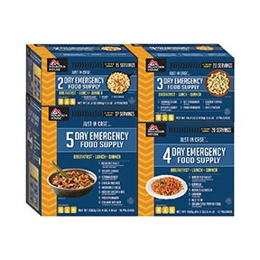 Mountain House Just In Case 14 Day Emergency Kit USA & Canada
