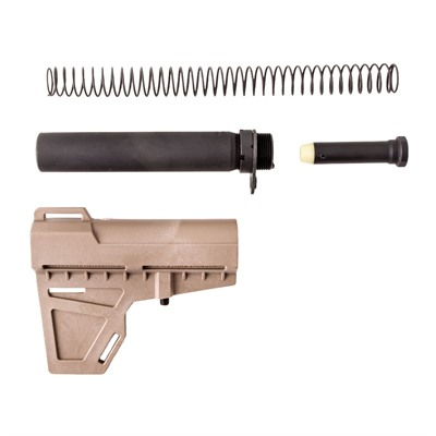 Kak Shockwave Pistol Brace Package - Shockwave Package-Flat Dark Earth