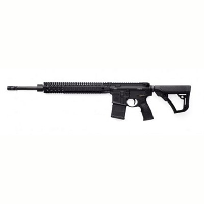 Ddm4 Mk12 18in 5.56x45mm Nato Matte Black 20+1rd.