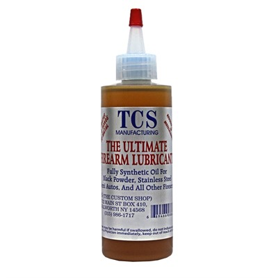 Tcs Tcs Ultimate Firearms Lubricant 4 Oz.