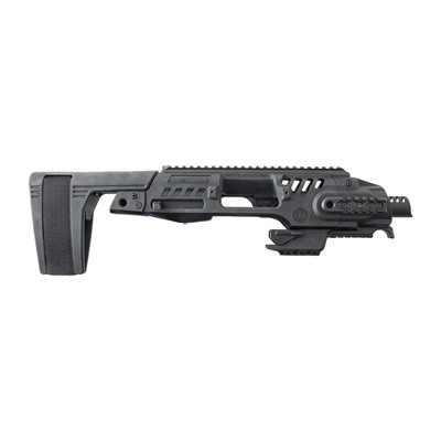 Roni Recon Stock W/Stabilizer Brace For Glock® 17,19,22,23 - Roni Recon Stock W/Stabilizer Brace