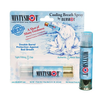 Balmshot, Llc. Mintyshot Breath Spray