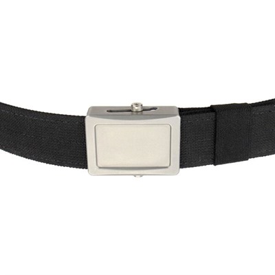 Ares Gear Aegis Enhanced Belt Stainless Buckle Black Webbing Small USA & Canada