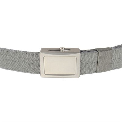 Ares Gear Aegis Enhanced Belt - Aegis Enhanced Belt Stainless Buckle Grey Webbing X Large