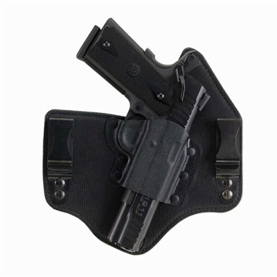 Galco International Kingtuk Holsters - Kingtuk S&W M&P Shield-Black-Right Hand