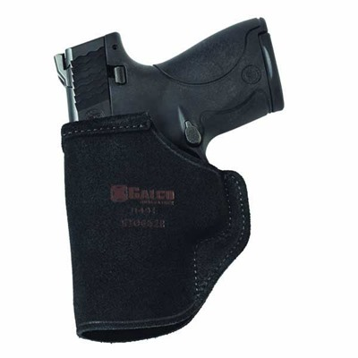 Stow-N-Go Holsters - Stow-N-Go S&W M&P Shield-Black-Right Hand
