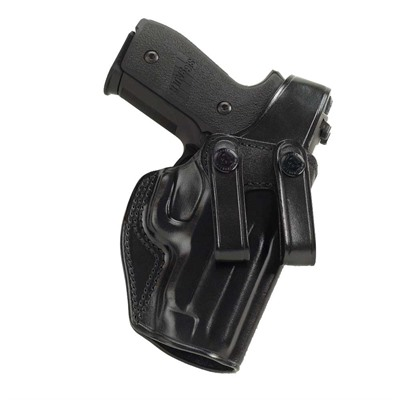 Galco International Sc2 Holsters - Sc2 Glock 26-Black-Right Hand