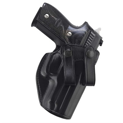 Galco International Summer Comfort Holsters - Summer Comfort Glock 26 W/Ctc Laser-Black-Right Hand