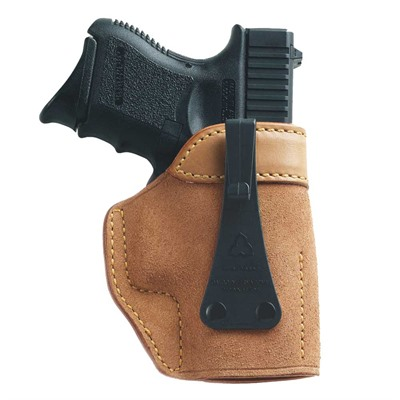 """Galco International Ultra Deep Cover Holsters Udc 1911 3 1/2"""" Tan Right Hand"""