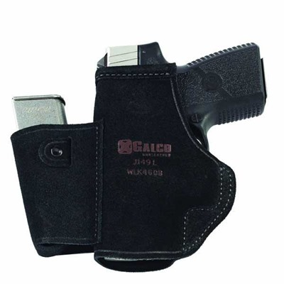 """Galco International Walkabout Holsters Walkabout 1911 4 1/4"""" Black Right Hand"""
