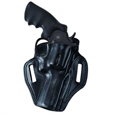 Galco International Combat Master Holsters - Combat Master Glock 17-Black-Right Hand