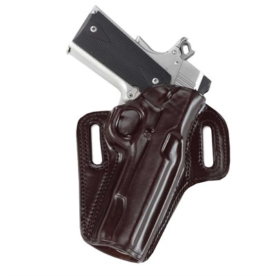 Galco International Concealable Holsters - Concealable S&W M&P Cpt-Havana-Right Hand