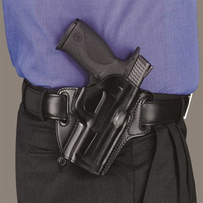 Concealable Holsters - Concealable H&K Usp Compact 45-Black-Right Hand