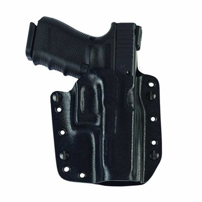Galco International Corvus Holsters - Corvus S&W M&P Compact-Black-Right Hand