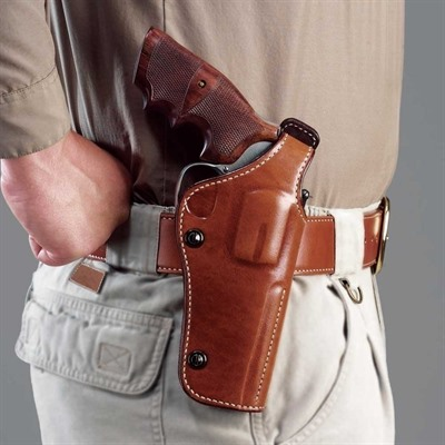 "Dual Position Phoenix Holsters - Dual Position Phoenix 1911 5"" -Tan-Right Hand"