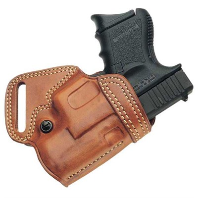"""Small Of Back Holsters - Small Of Back 1911 5"""" -Tan-Right Hand"""