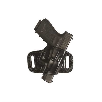Galco International Quick Slide Holsters - Quick Slide Glock 21-Black-Right Hand