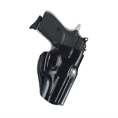 Galco International Stinger Holsters - Stinger Ruger Lc9 W/Laserguard-Black-Right Hand