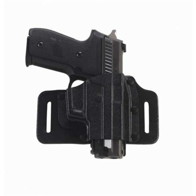 Tacslide Holsters - Tacslide S&W M&P Shield-Black-Right Hand