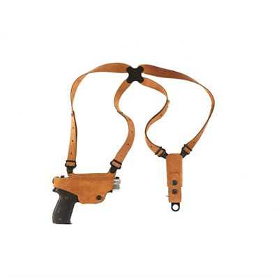 Galco International Classic Lite Shoulder Holsters - Classic Lite Springfield Xd-S Tan Right Hand